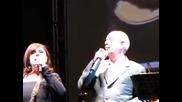 Dimitris Mitropanos & Xaris Alexiou - Feugo me pikra sta ksena Live 8essaloniki Septemvri 2009