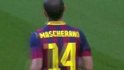 Fc Barçelona ● Javier Mascherano