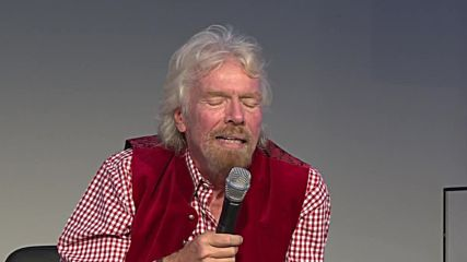 Germany: Branson talks world politics and business during Oktoberfest