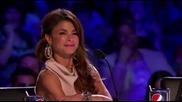 Josh Krajcik - Up to the mountain ( Kelly Clarkson) X Factor America