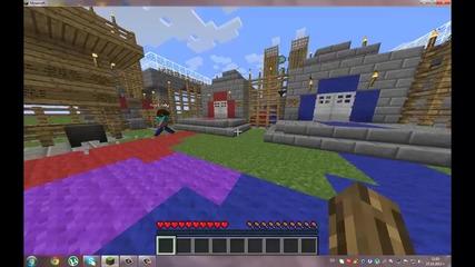 Minecraft - Racing [ Part 1 ]