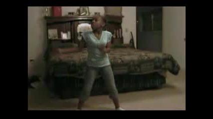 Негърче Танцува