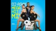 Dj Asky - Mega Hit Mix (2012)