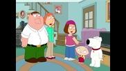 Family Guy - Питър си изгубва паметта
