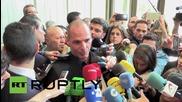 """Варуфакис: """"Гърция и Испания имат общи интереси."""""""