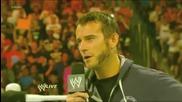 Cm Punk Vs Brock Lesnar Summerslam 2013 Promo
