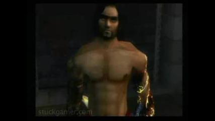 Prince Of Persia Vs. Lara Croft