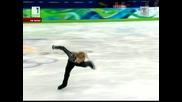 Ванкувър 2010 - Фигурно пързаляне - Зимни олимпийски игри - Евгени Плюшченко - кратка програма