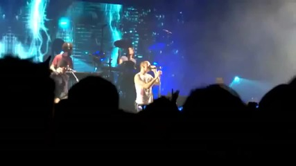 Linkin Park - Waiting For The End [live In Nyc] 2010 Hd