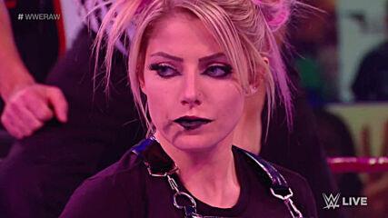Asuka vs. Alexa Bliss: Raw, Jan. 18, 2021