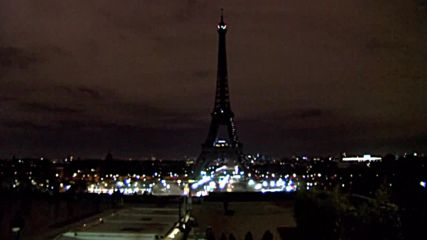 France: Eiffel Tower goes dark in solidarity with London