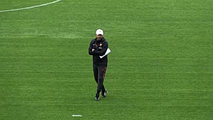 Italy: Roma manager rallies troops ahead of CL fixture against CSKA Moscow