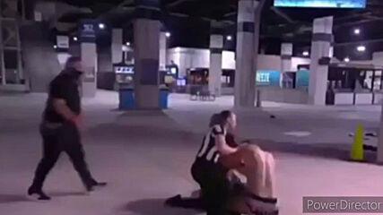 Aew: Matt Hardy си пада на главата след падане от 2 метра