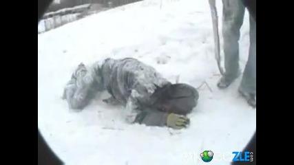 Снежни катастрофи
