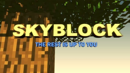 Experiencing Skyblock - Minecraft Animation by Slamacow