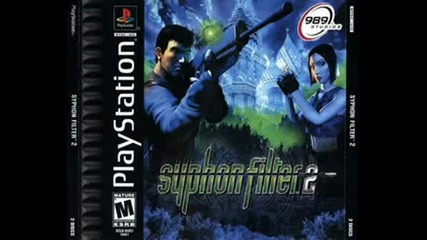 Syphon Filter Title