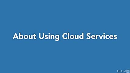Aws Devops About using cloud services