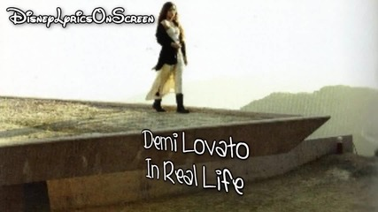 Demi Lovato - In Real Life + English Subs