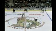 Best Hockey Nhl Spezza wrap around goal Fleury