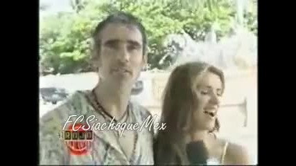 ♥ Catherine Siachoque y Miguel Varoni cantando -ese Hombre es Mio- ♥