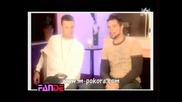 M Pokora & Ricky Martin