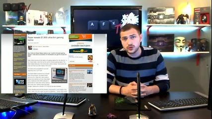 Геймърски новини - Afk Tv Еп. 24 част 1