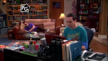 The Big Bang Theory - Season 6, Episode 15   Теория за големия взрив - Сезон 6, Епизод 15