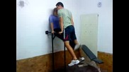 Ето как се учат кофички най - бързо:) Без стимуланти :d