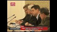 Волен Сидеров в комисята за корупция по високите етажи на властта към директора на Чез