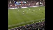 12.02.2011 Манчестър Юнайтед 1 - 0 Манчестър Сити гол на Луиш Нани