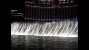 Las Vegas - Belagio fontaine