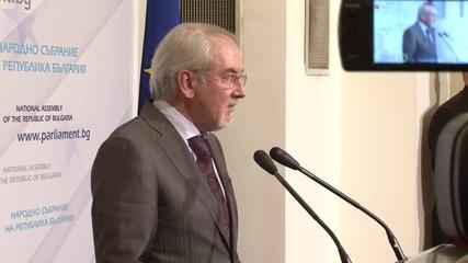 Местан: Докладът на Брюксел е прецизен и обективен