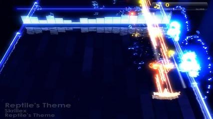 Symphony Dubstep gameplay- Skrillex- Reptile