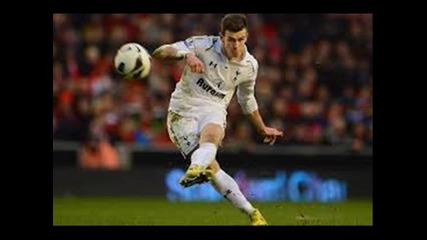 Gareth Bale най-добрият играч на висшата лига за сезон 2012/2013 (tobymac-ignition)