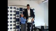 Рекордите на Гинес - Официалното обявяване на рекорд за най - висок мъж на планетата