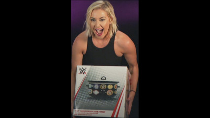 Renee Young receives a special birthday surprise