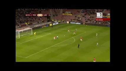 Лудогорец пречупи Псв с 2-0 в Холандия