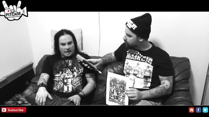 Cradle Of Filth Interview with Dani