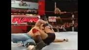 Trish Stratus & John Cena Vs. Glamarella [merry Trish-mas !]