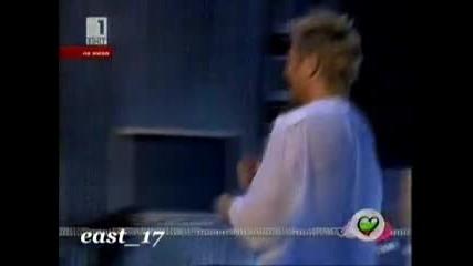 Българската песен в Евровизия 2010г. - на Миро - Ангел си ти