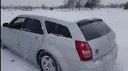 Най-бързият начин за чистене на колата през зимата!