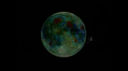 Вода на Луната?