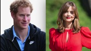"Prince Harry ""Really Close"" with Doctor Who Star, Jenna Coleman"