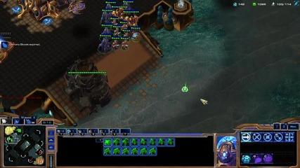MetHix играе Starcraft II: Leagacy of the Void
