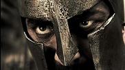 Сблъсъкът на 300-те гладиатори от Троя : възходът на титаните Спартак Бен-хур срещу Конан Робин Худ