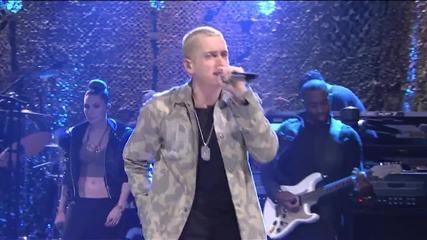 Eminem - Survival - Live on Snl