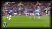 Попадението на Александър Коларов за Манчестър Сити срещу Евертън