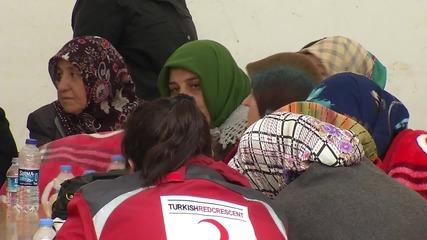 Turkey: Injured parties treated in hospital following Ankara suicide blast