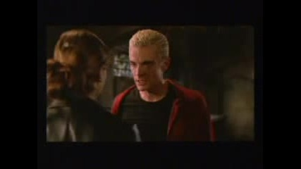Spike And Buffy - Figured You Out