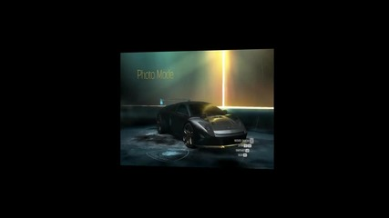 Need For Speed Undercover My Cars Hd